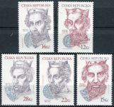 (2006) č. 476 - 480 ** - ČR - série  - Dědiční králové z rodu Přemyslovců