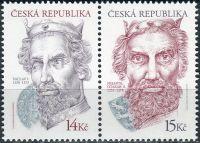 (2006) č. 477 - 478 ** - ČR - 2-bl  - Dědiční králové z rodu Přemyslovců