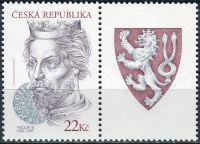 (2006) č. 479  ** - ČR - ( KP)  - Dědiční králové z rodu Přemyslovců
