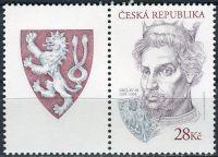 (2006) č. 480 ** - ČR - ( KL)  - Dědiční králové z rodu Přemyslovců