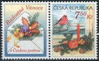 (2006) č. 493 ** - Česká republika - Vánoční blahopřání - KL