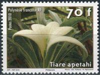 (2010) NiNr. 1104 ** - Fr. Polynesie - Endemické rostliny