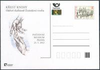 (2012) CDV 130 ** - PM 85 - Křest knihy O.Kulhánek/Zn.tvorba