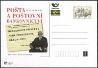 (2012) CDV 130 ** - PM 88 - Pošta a poštovní bankovnictví