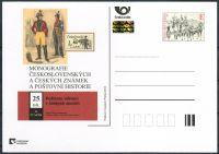 (2012) CDV 130 ** - PM 89 - Poštovní odívání v českých zemích