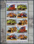 (2015) MiNr. 1046 - 1050 ** - BYN 6* M - Bělorusko - PL - vozidlo
