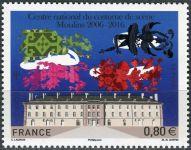 (2016) MiNr. 6426 ** - Francie - 10 let Národní muzeum divadelních kostýmů