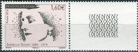 (2016) MiNr. 809 **- Andora (Fr.) -  Isabelle Sandy - KP