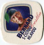 Humpolec - pivovar - Bernard - Bernard s čistou hlavou - Švestka