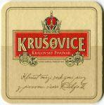 Krušovice - Královský pivovar - Klenot mezi českými pivy... - tmavší varianta