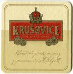 Krušovice - Královský pivovar - Klenot mezi českými pivy...