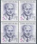 (1994) č. 38 ** - Česká republika - 4-bl - E. Beneš