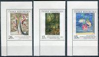 (1999) č. 237-239 ** - ČR - Umění 1999 - KD