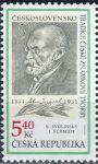 (2001) č. 281 ** - Česká republika - Tradice české známkové tvorby