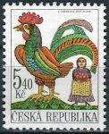 (2001) č. 288 ** - Česká republika - Velikonoce