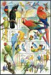 (2004) A 409-412 ** - 3* VV - Chov papoušků
