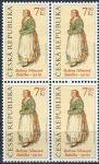 (2005) č. 425 ** - Česká republika - 4-bl - Babička B. Němcové