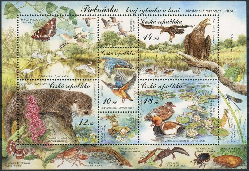 (2008) A 563 - 566 ** - ČR - Ochrana přírody Třeboňsko