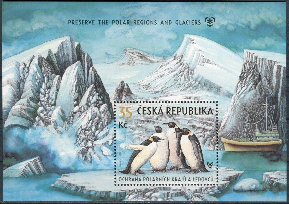 Česká pošta (2009) A 589 ** - ČR - Ledovce