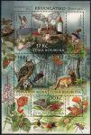 (2009) A 604 - 607 ** - Česká republika - Ochrana přírody: Křivoklátsko