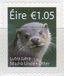 (2015) MiNr. 2139 ** - Irsko - Zvířata: vydra