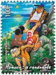 (2016) MiNr. 1308 ** - Fr. Polynesie - karikatury