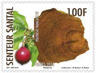 (2016) MiNr. 1313 ** - Fr. Polynesie - santalové dřevo