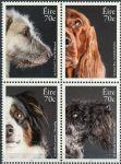 (2016) MiNr. 2163 - 2166 ** - Irsko - 4-bl - Oblíbená domácí zvířata: Psi
