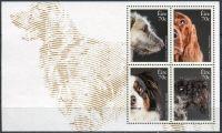 (2016) MiNr. 2163 - 2166 ** - Irsko - BLOCK 97 - Oblíbená domácí zvířata: Psi