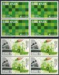(2016) MiNr. 2184 - 2185 ** - Irsko - 4-bl - Europa: Šetrnost vůči životnímu prostředí