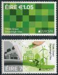 (2016) MiNr. 2184 - 2185 ** - Irsko - Europa: Šetrnost vůči životnímu prostředí