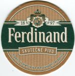 Benešov - pivovar - Ferdinand - Skutečné pivo