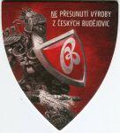 České Budějovice - Budvar - Ne přesunutí výroby z Českých Budějovic