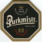 Domažlice - Purkmistr - Tmavé pivo