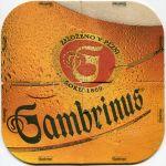 Plzeň - Gambrinus - ... Puzzle - 4 ks tácků