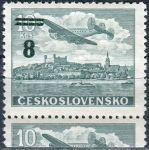 (1949) č. L 29 * - ČSSR - KD - Letecké zn. - přetisková provizoria