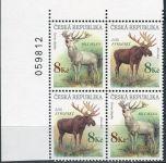 (1998) č. 181-182 ** - ČR - 4-bl - Ochrana přírody - číslo archu