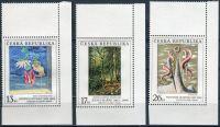 (1999) č. 237-239 ** - ČR - Umění 1999 - KH