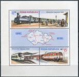 (2000) A 254 - 255 ** - ČR - Železnice v letech 1900 a 2000