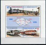 (2000) A 254 - 255 ** - ČR - Železnice v letech 1900 a 2000 - DV + vychýlený PO