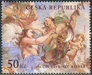 (2001) č. 289 ** - Česká republika - České barokní umění