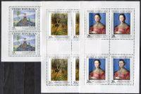 (2003) PL 383 - 385 ** -  Česká republika - Umění 2003