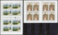 (2005) MiNr. 429 - 430 ** KLB. - Tschechische Republik - Die Schönheiten unserer Heimat