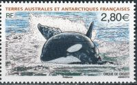 (2010) MiNr. 704 ** - Francouzská Antarktida - Zvířata z Antarktidy