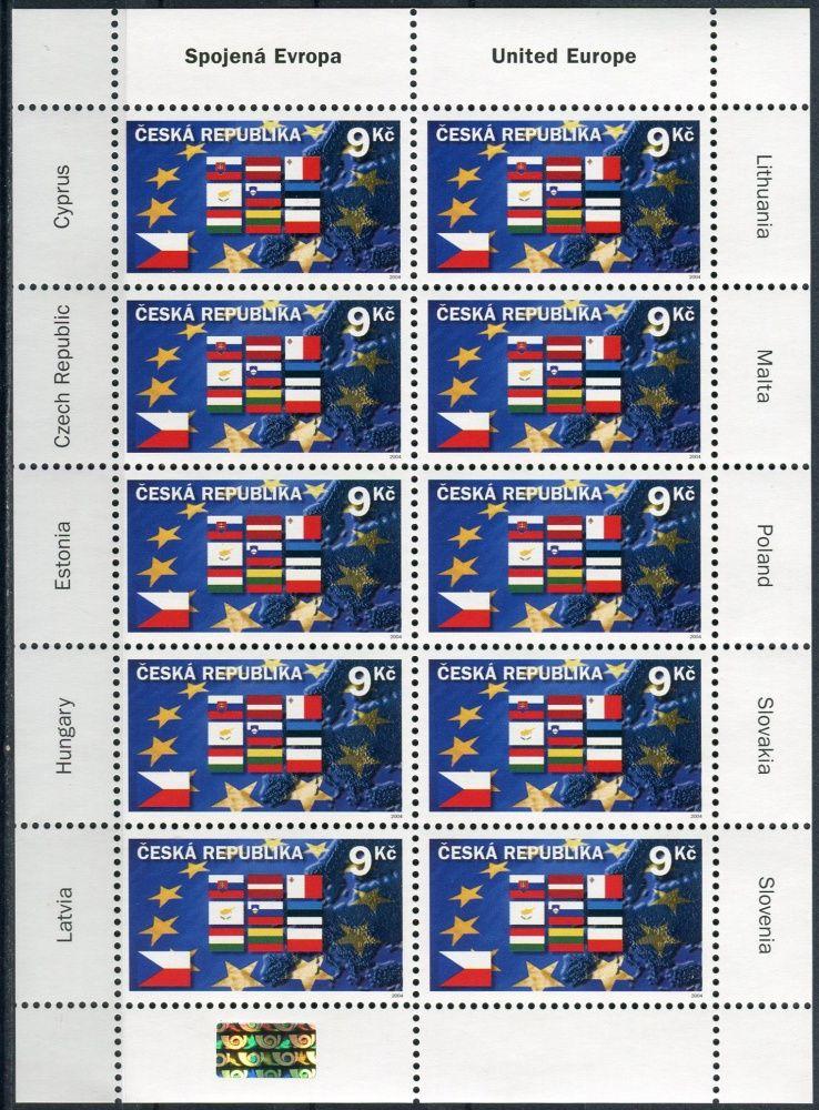 (2004) PL 395 ** - ČR - Deset nových členských zemí EU