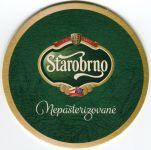 Brno - Starobrno pivovar - Nepasterizované