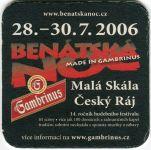 Plzeň - Gambrinus - Benátská noc 2006