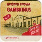 Plzeň - Gambrinus - Navštivte pivovar Gambrinus