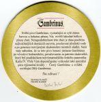 Plzeň - Gambrinus - rozdíl v mezeře řádku