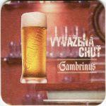 Plzeň - Gambrinus - Vyvážená chuť